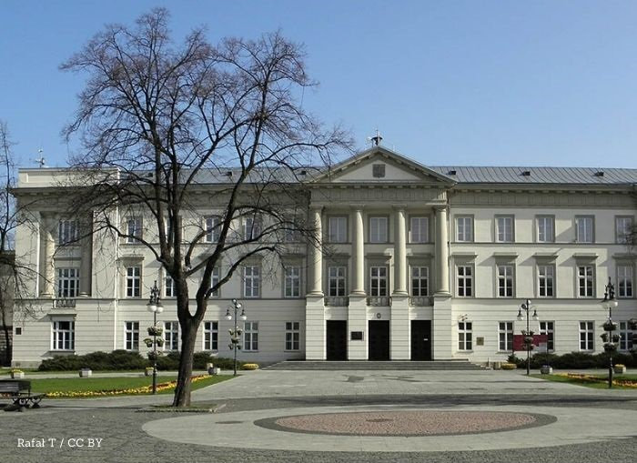 Radom: Budowa obwodnicy Skaryszewa