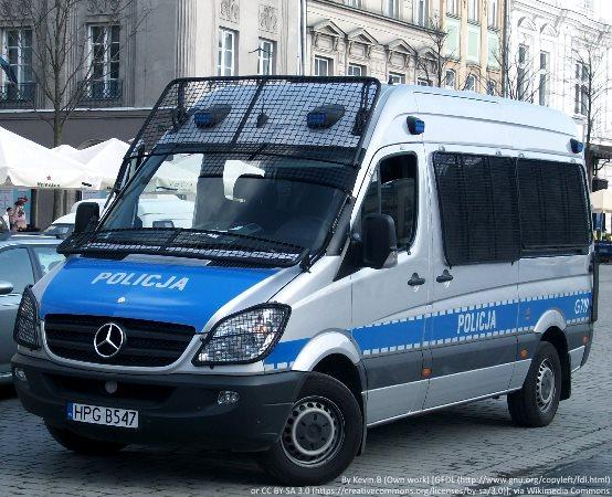 Policja Radom: Przedszkolaki odwiedziły policjantów