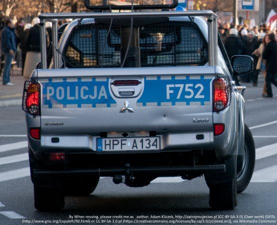 Policja Radom: Poszukujemy świadków zdarzenia