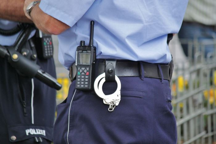 Policja Radom: Nakaz opuszczenia mieszkania dla sprawców przemocy domowej