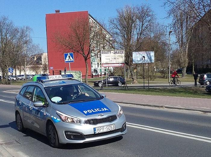Policja Radom: Prędkość zabija - Zwolnij i żyj! - akcja policjantów na radomskich drogach